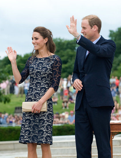 Kate Middleton North American Tour Pictures