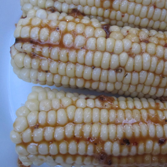 Grilled Corn Recipe 2011-07-03 10:29:39