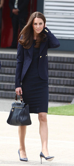 Kate Middleton Goes More Designer On Her North American Tour