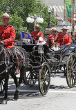 Prince William and Kate celebrate Canada Day in a carriage!