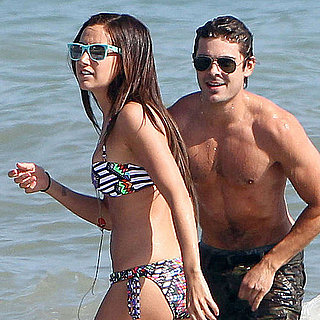 Shirtless Zac Efron and Bikini Ashley Tisdale Pictures