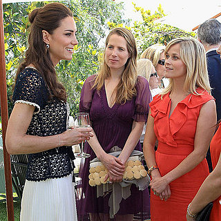 Prince William and Kate Middleton With Reese Witherspoon 2011-07-10 12:08:21