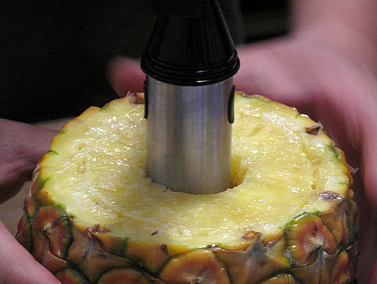 Pineapple Lovers: A Corer Is Well Worth the Price