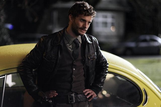 Jamie Dornan on ABC's Once Upon a Time.  Photo copyright 2011 ABC, Inc.