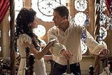 Ginnifer Goodwin and Josh Dallas on ABC's Once Upon a Time.  Photo copyright 2011 ABC, Inc.