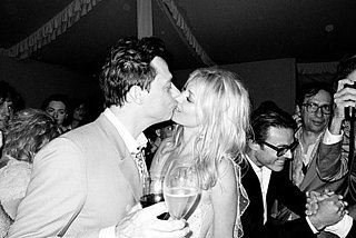 Kate Moss Wedding Reception Pictures by Terry Richardson