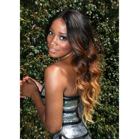 Show Off Your Ombré Hair With Cool Waves