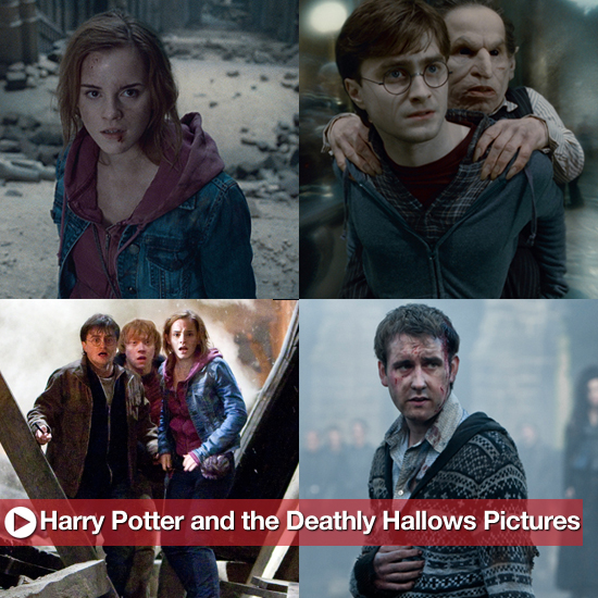 Check Out Over 90 Exciting Pics From Harry Potter and the Deathly Hallows Part 2!