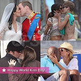 Happy World Kiss Day — See Lots of Hot Celebrity Make Out Pictures!
