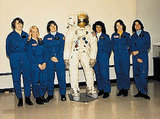 First Female Astronaut Candidates