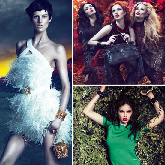 Fall Campaigns Take Flight: Peep the Latest From Balenciaga, Etro, and More