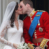 Seen 'round the world, Prince William and Kate Middleton's royal wedding balcony kisses followed in the footsteps of the balcony kiss between Will's parents, Diana and Charles.