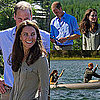 Prince William and Kate Middleton in Canada's Northwest Territories Pictures