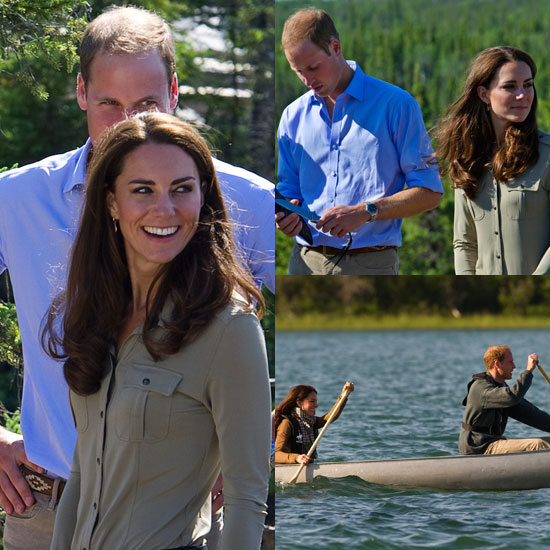 Will and Kate Find Romance in Nature — Can You?