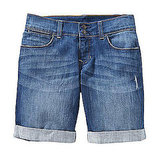 Old Navy Low-Rise Cuffed Denim Shorts, $25    Pair with:
