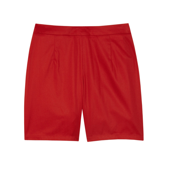 A.P.C. Cotton Shorts, $180    Pair with: