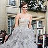 Emma Watson Wears Oscar de la Renta to the London Premiere of Harry Potter