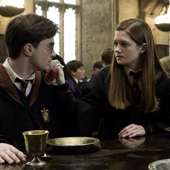 Ginny Weasley on Bravery