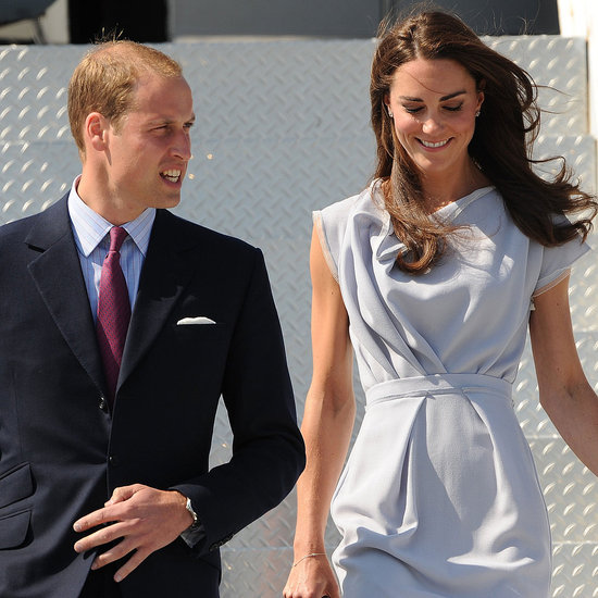 Prince William and Kate Middleton Have Arrived in LA!
