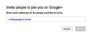 How to Get Google+ Invite