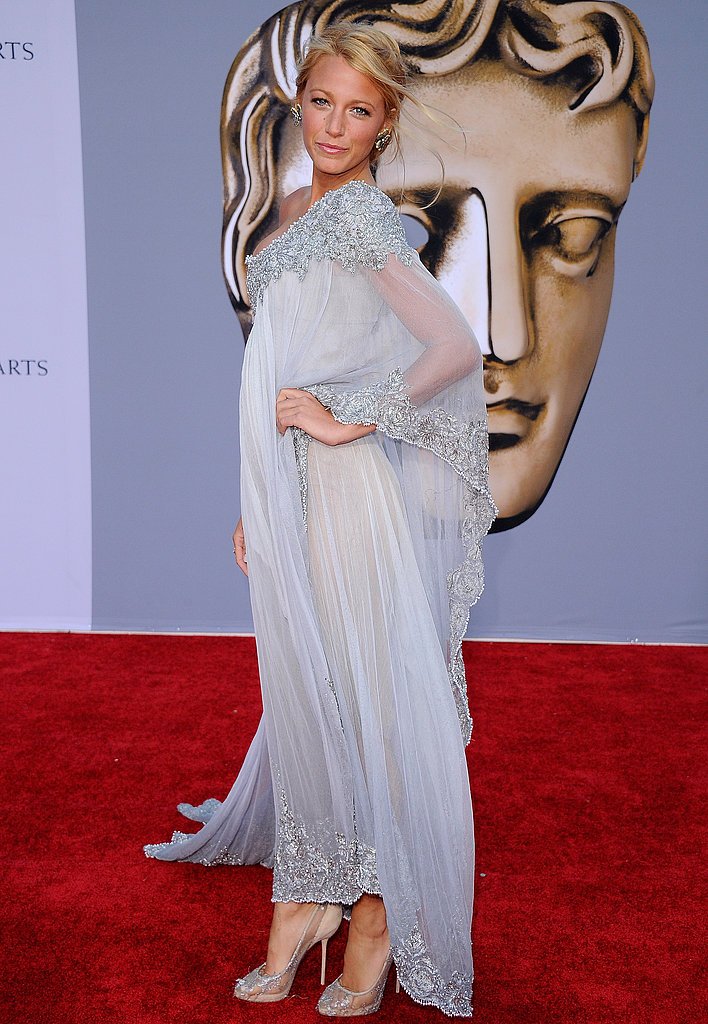 Blake Lively at the BAFTA Brits to Watch event in LA.