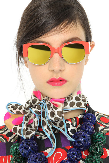 Marni Foulard Fall-Winter 2011