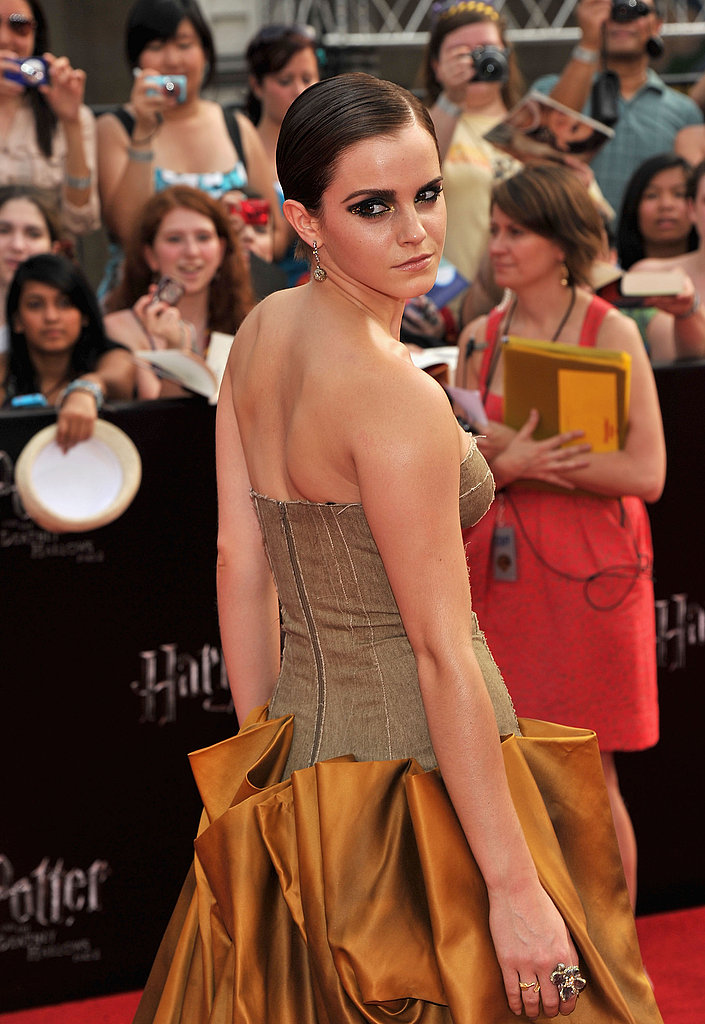 Harry Potter and the Deathly Hallows Part 2 Premiere