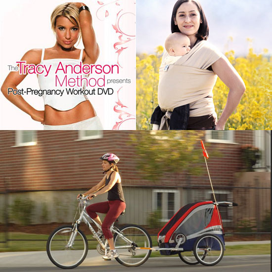 New Moms: Get This Gear and Get Your Prebaby Body Back