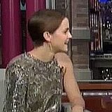 Emma Watson Talks Drinking and Harry Potter on The Late Show (Video)