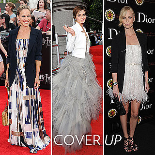 Red Carpet Style: Dresses and Jackets