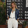 Cameron Diaz Promoting Bad Teacher in Mexico Pictures