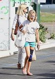 Reese Witherspoon and Ava Philippe had a mom-and-daughter outing.