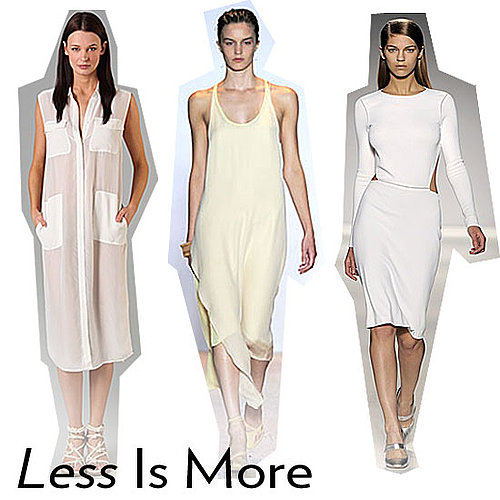 Best Summer Dresses: Minimalist