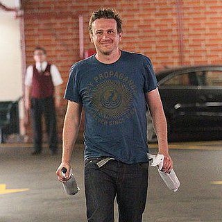 Jason Segel Pictures Ahead of Friends With Benefits's Release
