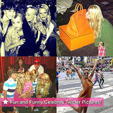 Nicole Richie, Jessica Simpson, Britney Spears, and More in This Week's Fun and Funny Celebrity Twitter Pictures!