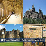 6 Travel Spots Every Harry Potter Junkie Must Visit