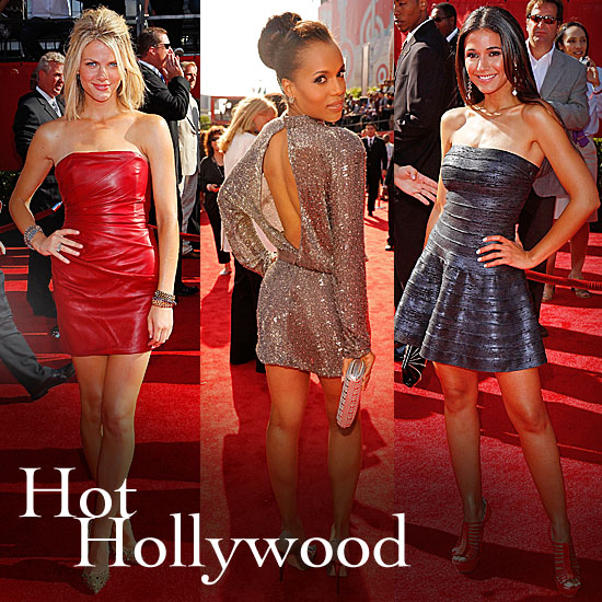 ESPY Awards Red Carpet: Selena Gomez, Kerry Washington, Brooklyn Decker, and More