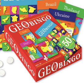 World GeoBingo Game ($14)