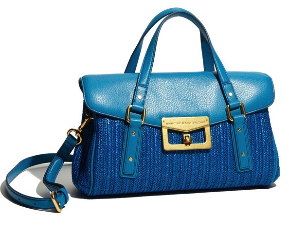 Marc by Marc Jacobs Wicker Satchel ($219, originally $328)