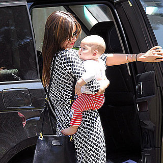 Miranda Kerr and Flynn Bloom Visit Friends in Santa Barbara Pictures