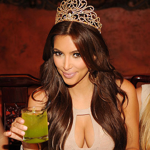Kim Kardashian's Bachelorette Party in Las Vegas Pictures