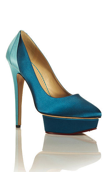 Rev Up with Charlotte Olympia's Sky-High Resort 2012 Collection