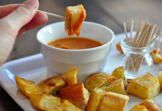 Pictures of Patatas Bravas