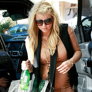 Jessica Simpson Pictures Ahead of Wedding to Eric Johnson