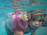 Swimming opens doors to other activities.