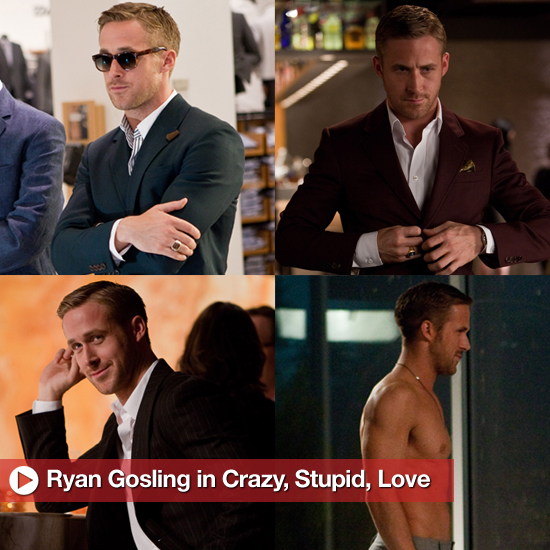 See 15 Movie Stills of Ryan Gosling Looking Hot in Crazy, Stupid, Love