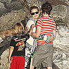 Kate Hudson Pictures With Matthew Bellamy and Ryder Robinson in LA