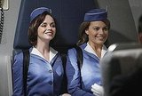 Christina Ricci and Margot Robbie in ABC&#039;s Pan Am.	