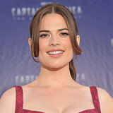 Captain America's Hayley Atwell on Groping Chris Evans