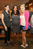 Dexter's Jennifer Carpenter posed with a pregnant Rebecca Minkoff and Busy Philipps.